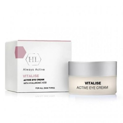 Активный крем под глаза Holy Land Vitalise Active Eye Cream With Hyaluronic Acid 15 мл