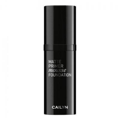 Mатовый праймер-мусс CAILYN Matte Primer Mousse Foundation 30 мл