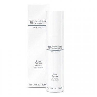Антиоксидантная детокс-эмульсия Janssen Cosmetics Skin Detox Formula