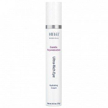 Активный увлажняющий крем вокруг глаз Obagi Gentle Rejuvenation Ultra Rich Eye Hydrating Cream 15 гр