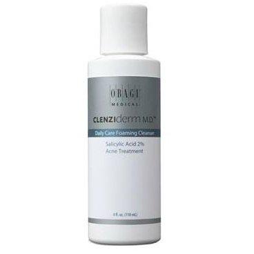 Очищающий гель для умывания для нормальной и жирной кожи Obagi Daily Care Foaming Cleanser 120 мл