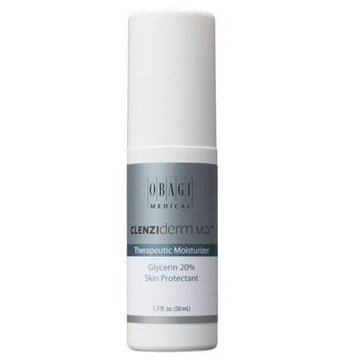 Лечебный увлажняющий крем для лечения акне для нормальной и сухой кожи Obagi Therapeutic Moisturizer 50 мл