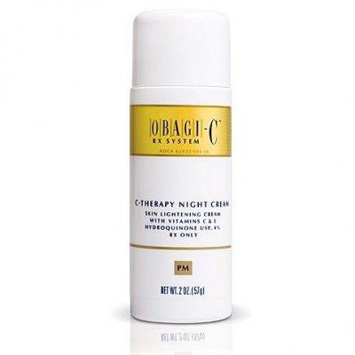 Ночной крем с гидрохиноном Obagi-C Rx C-Therapy Night Cream 57 мл
