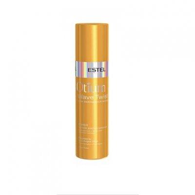 Спрей-вуаль для блеска и лёгкого расчёсывания волос ESTEL OTIUM Twist 200 мл