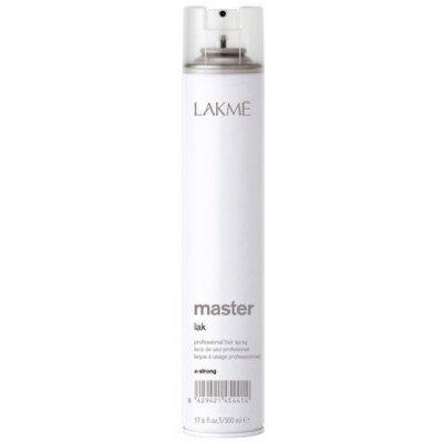 Лак для волос сильной фиксации Lakme MASTER LAK X-STRONG