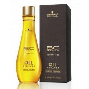 Масло для нормальных и жестких волос Schwarzkopf Bonacure Oil Miracle 100 мл