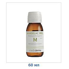 Манделак в водно-спиртовой форме Sesderma Mandelac Alcoholic Solution pH 1.0 - 2.0 60 мл
