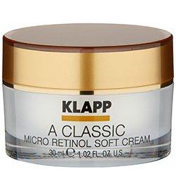 Крем-флюид микроретинол Klapp A Classic Micro Retinol Soft Cream 30 мл