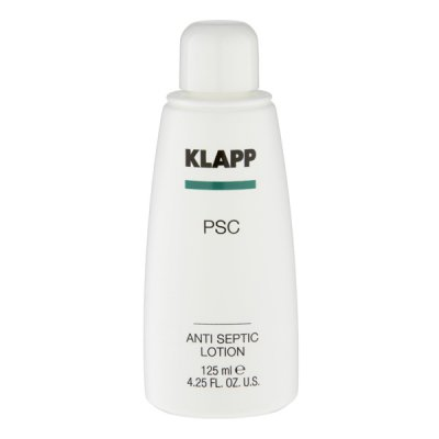 Эмульсия антисептик Klapp PSC Anti Septic Lotion 125 мл