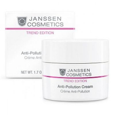 Защитный крем Janssen Trend Edition Anti-Pollution Cream