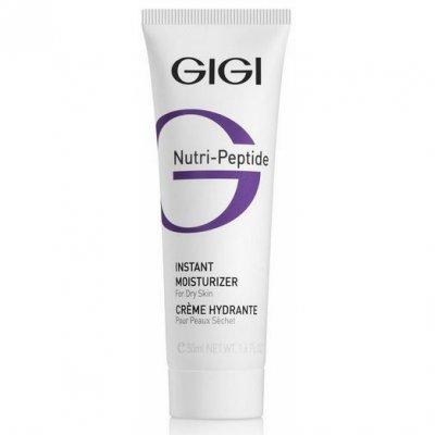 Пептидный крем мгновенное увлажнение GiGi Nutri Peptide Instant Moisturizer