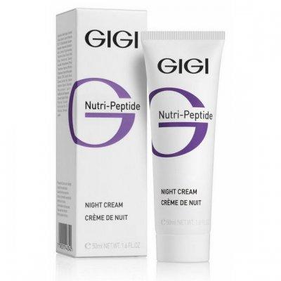 Пептидный ночной крем GiGi Nutri Peptide Night Cream