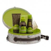 Подарочный набор Бьюти-кейс Macadamia Natural Oil Hair Care Maintenance Set