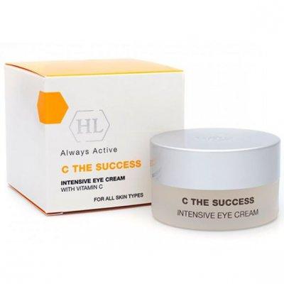 Интенсивный крем для век Holy Land C The Success Eye Cream 15 мл