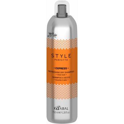 Сухой шампунь для волос Kaaral Style Perfetto Express Refreshing Dry Shampoo 150 мл
