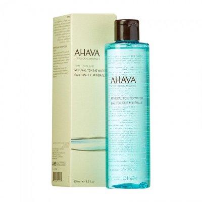 Минеральный тонизирующий лосьон для лица Ahava Time To Clear Mineral Toning Water 250 мл