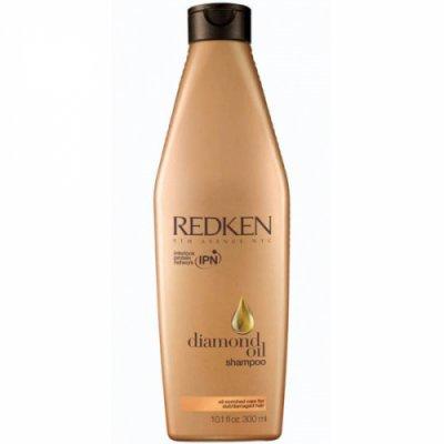 Восстанавливающий шампунь на основе масел для поврежденных волос Redken Diamond Oil Shampoo