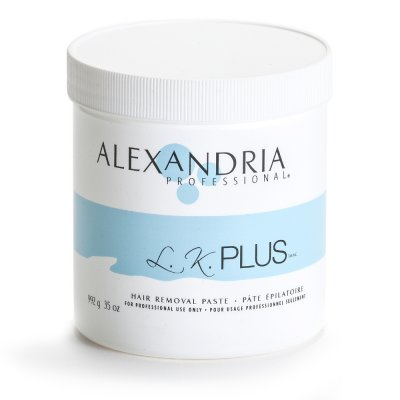 Сахарная паста Лины Кеннеди Alexandria Professional Plus LK Plus Hair Removal Paste 992 гр