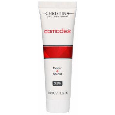 Защитный крем с тоном SPF 20 Christina Comodex Cover & Shield Cream 30 мл