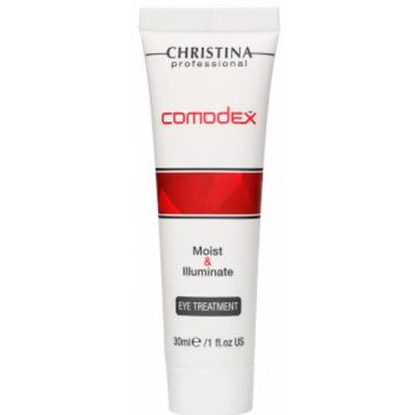 Увлажняющий гель для глаз (Сияние) Christina Comodex Moist & Illuminate Eye Treatment 30 мл