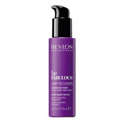 Восстанавливающая сыворотка для кончиков волос Revlon Be Fabulous Hair Recovery 80 мл
