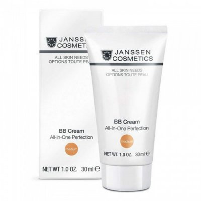 ВВ крем Janssen Cosmeceutical BB Cream 30 мл