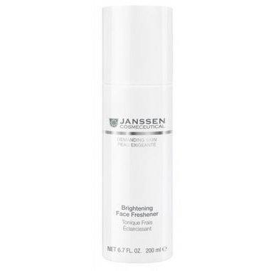 Осветляющий тоник (без спирта) Janssen Cosmetics Demanding Skin