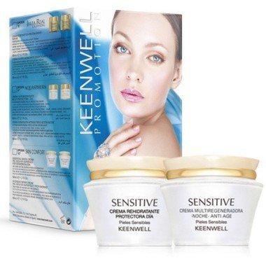 Набор для чувствительной кожи Keenwell Sensitive