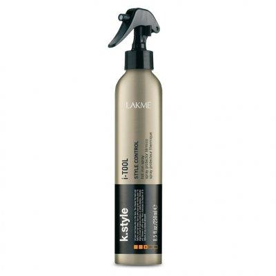 Спрей защищающий волосы при горячей укладке  LAKME K.STYLE I-Tool Style Control 250 мл