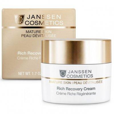 Обогащенный восстанавливающий крем Janssen Rich Recovery Cream