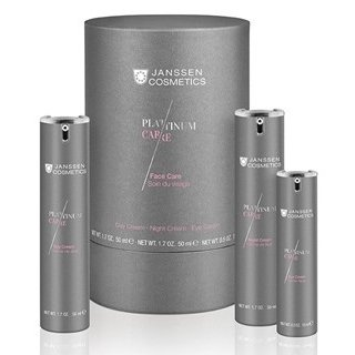 Набор для лица Janssen Cosmeceutical Platinum Care