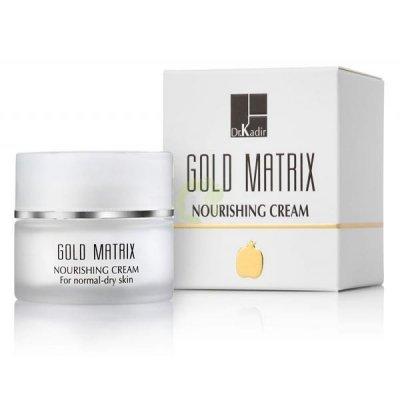 Питательный крем для сухой нормальной кожи Dr. Kadir Matrix Nourishing Cream For Normal / Dry Skin