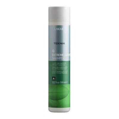 Шампунь для глубокой  очистки волос TEKNIA Extreme Cleanse