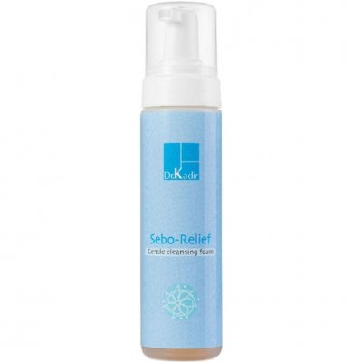Очищающая пенка (Себорельеф) Dr. Kadir Sebo-relief Gentle Cleansing Foam 200 мл