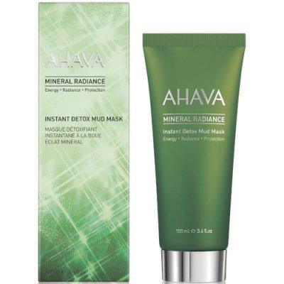 Грязевая маска Детокс Ahava Mineral Radiance Instant Detox Mud Mask 100 мл