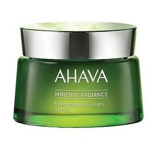 Дневной детокс крем Ahava Mineral Radiance Energizing Day Cream SPF 15 50 мл