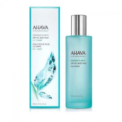Сухое масло для тела (Поцелуй моря) Ahava Deadsea Plants Dry oil body mist sea-kissed 100 мл