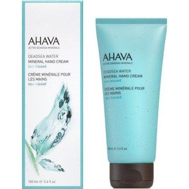 Крем для рук минеральный (Поцелуй моря) Ahava Sea-kissed Mineral Hand Cream 100 мл
