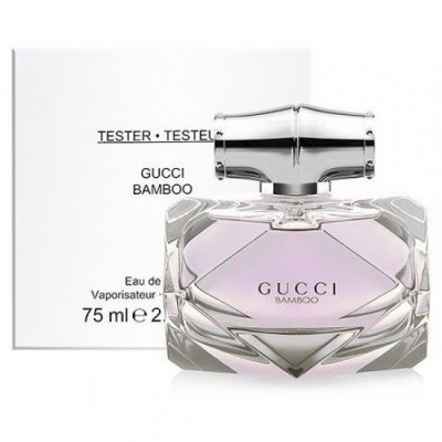 Тестер парфюмированной воды (EDP оригинал) Gucci Bamboo 75 мл