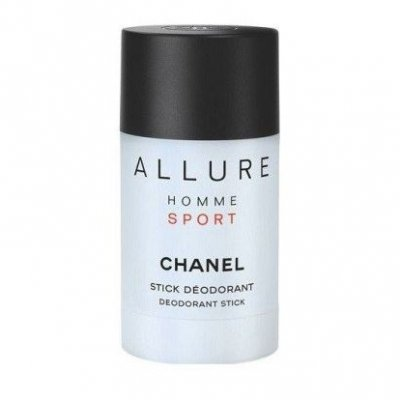 Дезодорант-стик (DEO оригинал) Chanel Allure Homme Sport 75 мл