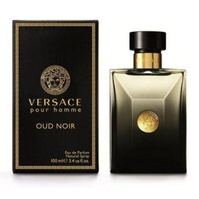 Парфюмированная вода (EDP лицензия Турция) Versace Pour Homme Oud Noir 100 мл