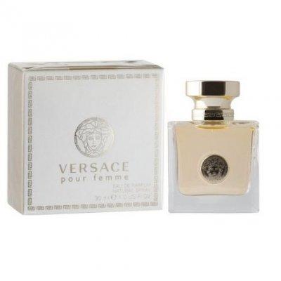 Парфюмированная вода (EDP лицензия Турция) Versace Pour Femme 100 мл