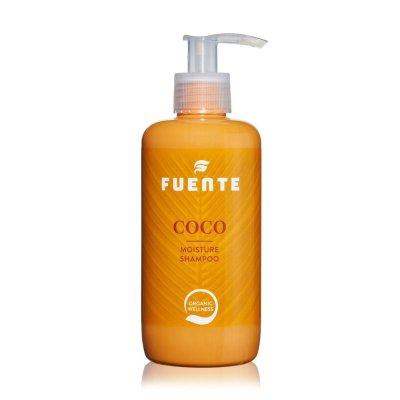 Интенсивно увлажняющий шампунь Fuente Coco Moisture Shampoo