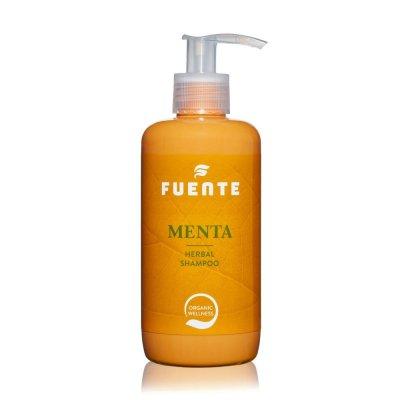 Травяной шампнуь (от перхоти, шелушения, зуда) Fuente Menta Herbal Shampoo