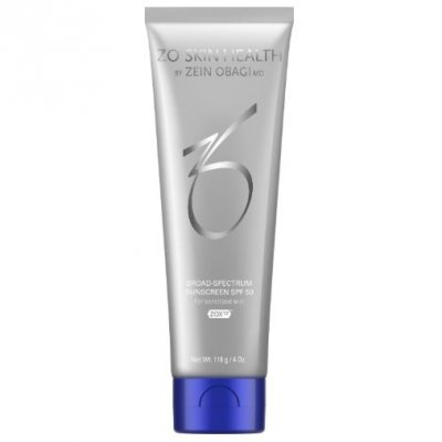 Крем солнцезащитный SPF 50 Zein Obagi ZO Skin Health Broad-Spectrum Sunscreen 118 мл