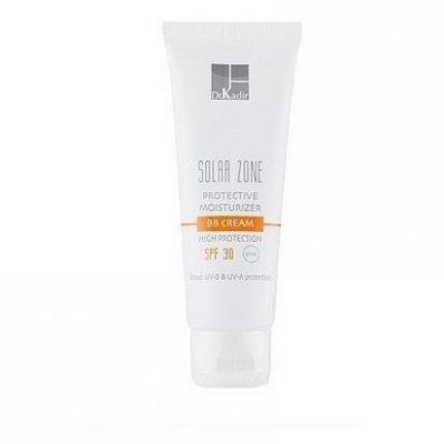 Увлажняющий защитный крем с тоном Dr. Kadir Solar Zone Protective BB Cream SPF30 75 мл