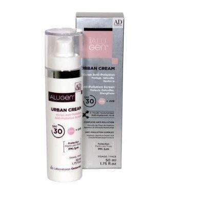 Дневной крем для жителей мегаполисов с SPF защитой Dermaheal Ialugen Advance Urban Cream SPF30 50 мл