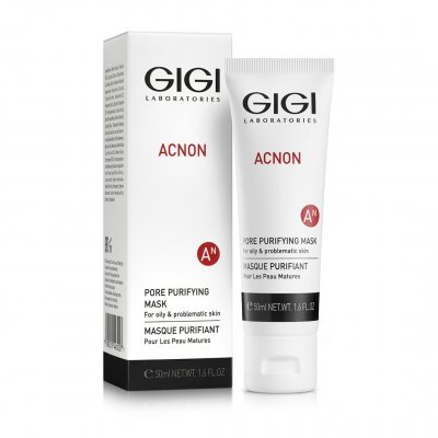 Маска поросуживающая для жирной кожи GiGi Acnon Pore Purifying Mask 50 мл