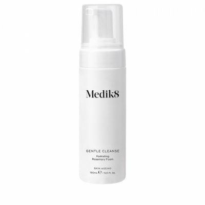 Очищающая пенка для всех типов кожи Medik8 Gentle Cleanse Hydrating Rosemary Foam 150 мл