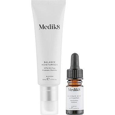 Увлажняющий крем для проблемной кожи Medik8 Balance Moisturiser with Glycolic Acid Activator 50 мл
